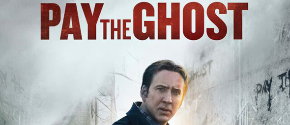 pay the ghost poster1 - Pay the Ghost (Movie Review)