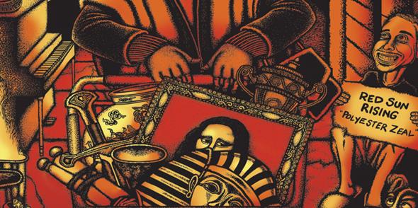 redsunrisingalbum1 - Red Sun Rising - Polyester Zeal (Album Review)