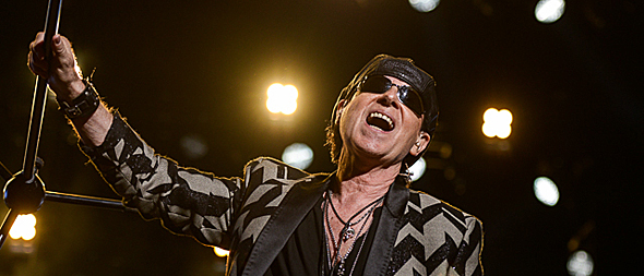 scorpions 5 - Scorpions Storm Through Brooklyn, NY 9-12-15 w/ Queensryche