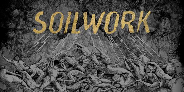 soilwork album cover edited 1 - Soilwork - The Ride Majestic (Album Review)