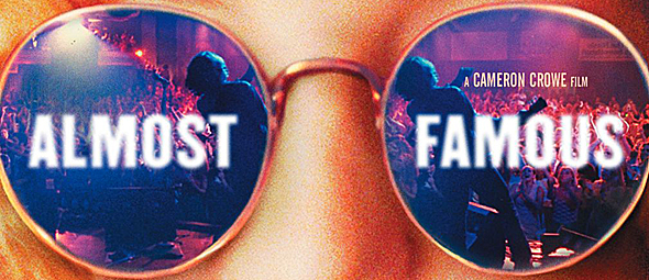 Almost Famous Poster1 - A Look Back At Almost Famous 15 Years Later