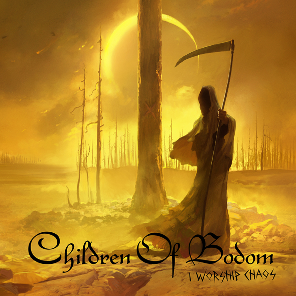 Children Of Bodom   I Worship Chaos - Children Of Bodom - I Worship Chaos (Album Review)