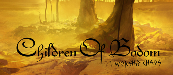Children Of Bodom   I Worship Chaos edited 1 - Children Of Bodom - I Worship Chaos (Album Review)