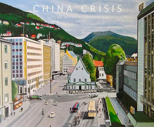 china crisis cover