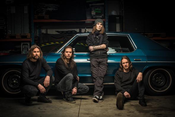 cob slide - Children Of Bodom - I Worship Chaos (Album Review)