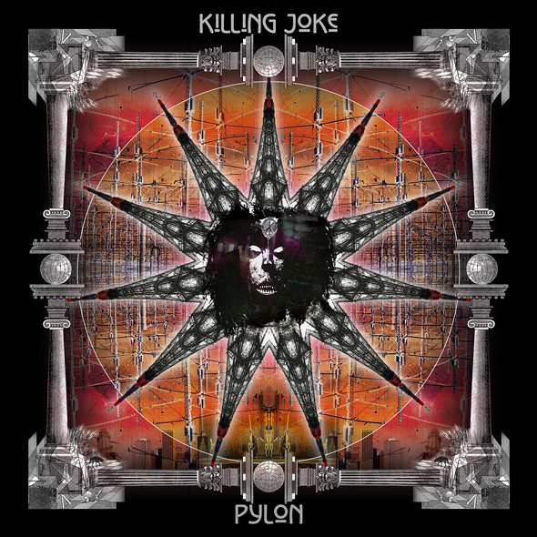 killing joke album cover