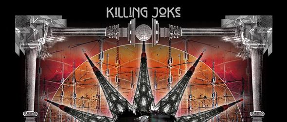 killing joke album cover1 - Killing Joke - Pylon (Album Review)
