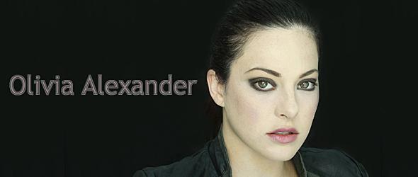 olivia alexander slide 01 - Interview - Olivia Alexander