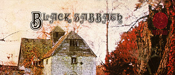 Black Sabbath Album by Black Sabbath1 - Black Sabbath's Eponymous Debut Turns 45 Years Old