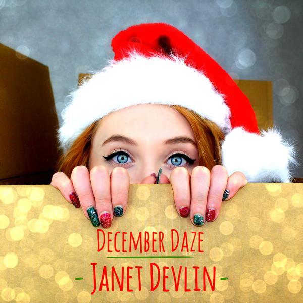 December Daze Front Cover HQ - Janet Devlin - December Daze (Album Review)