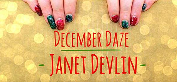 December Daze Front Cover HQ1 - Janet Devlin - December Daze (Album Review)