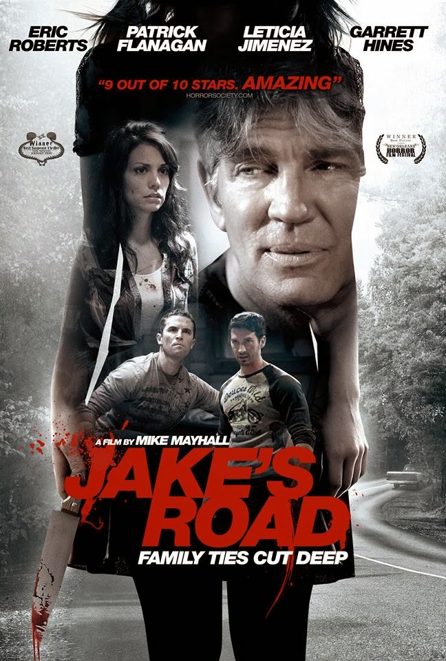 Jakes Road Mike Mayhall Movie Poster - Jake's Road (Movie Review)