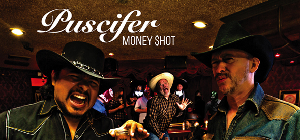 Puscifer Money Shot Cover 300 dpi1 - Puscifer - Money Shot (Album Review)
