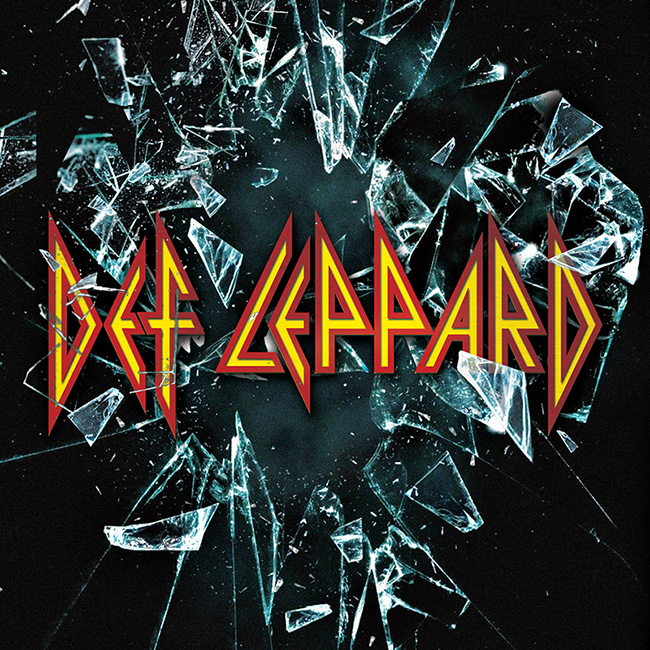 def album cover - Def Leppard - Def Leppard (Album Review)
