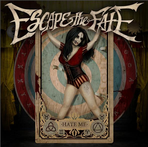 escape the fate hate cover