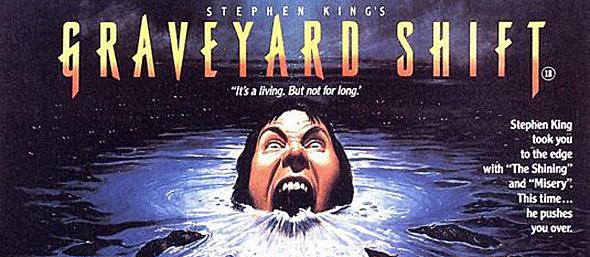 graveyard slide - Stephen King's Graveyard Shift 25 Years Later