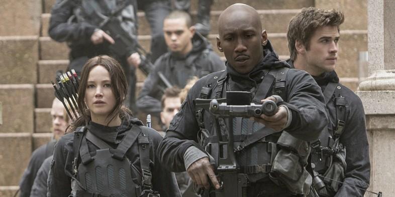 Still from The Hunger Games: Mockingjay - Part 2