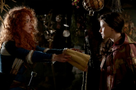 """ONCE UPON A TIME - """"The Bear and the Bow"""" """"Once Upon a Time,"""" SUNDAY, November 1st (8:00-9:00 p.m., ET) on the ABC Television Network. (ABC/Jack Rowand)"""