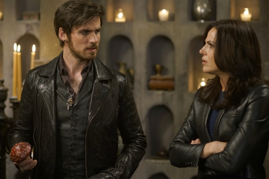 """ONCE UPON A TIME - """"The Broken Kingdom"""" """"Once Upon a Time,"""" SUNDAY, OCTOBER 18 (8:00-9:00 p.m., ET) on the ABC Television Network. (ABC/Jack Rowand)"""