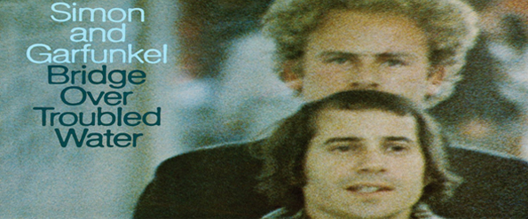 simon and gar slide - Simon & Garfunkel's Bridge Over Troubled Water 45 Years Of Perfection