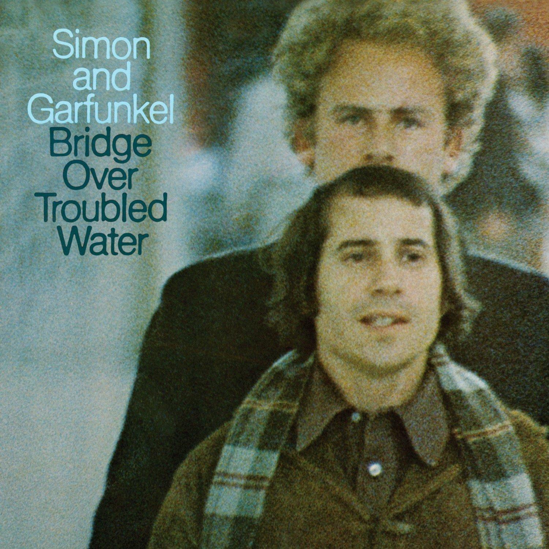 simon and gar - Simon & Garfunkel's Bridge Over Troubled Water 45 Years Of Perfection