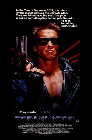 "1984 the terminator poster4 1 - Interview - Darryl ""DMC"" McDaniels of Run-DMC"