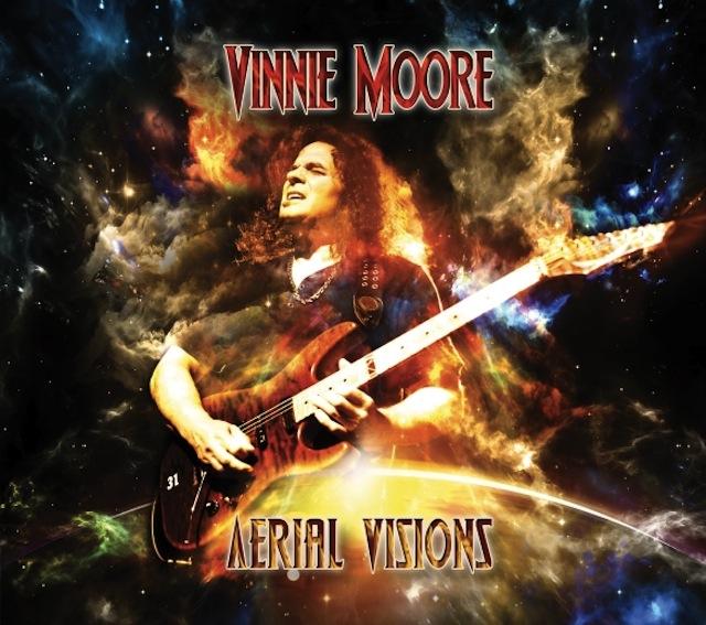 Vinnie MooreAerial VisionsCover640 - Vinnie Moore - Aerial Visions (Album Review)