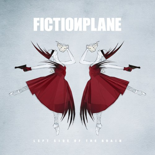 album left side of the brain - Interview - Joe Sumner of Fiction Plane