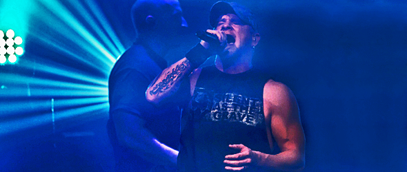 all that remains brand new slide - All That Remains Tear Up Gramercy Theatre, NYC 12-14-15 w/ Sons of Texas, Audiotopsy, & Devour the Day