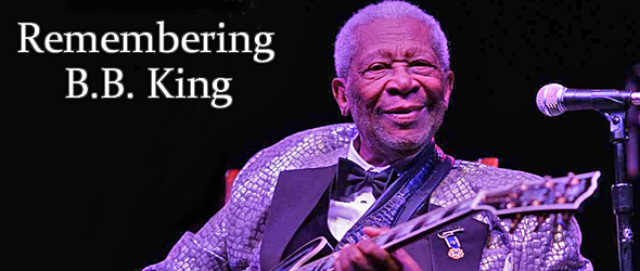 bb king slide - B.B. King - Remembering The King Of The Blues