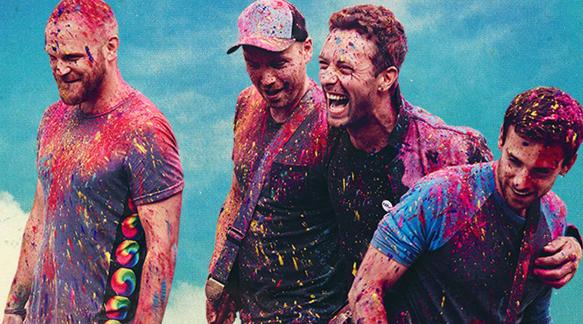 coldplay a head full of dreams new album - Coldplay - A Head Full of Dreams (Album Review)