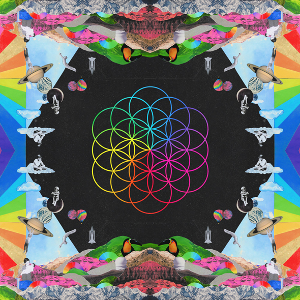 coldplay album cover - Coldplay - A Head Full of Dreams (Album Review)
