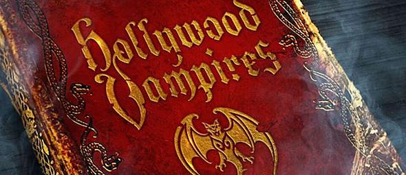 hollywoodvampiresalbum - Hollywood Vampires - Hollywood Vampires (Album Review)