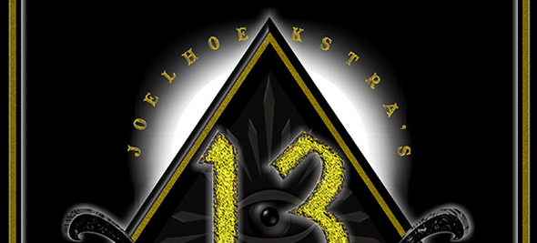 joel album cover - Joel Hoekstra's 13 - Dying to Live (Album Review)