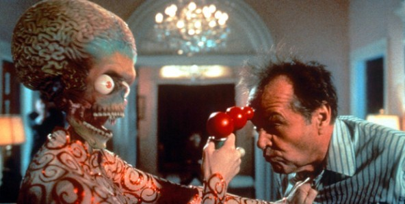 Mars Attacks! still