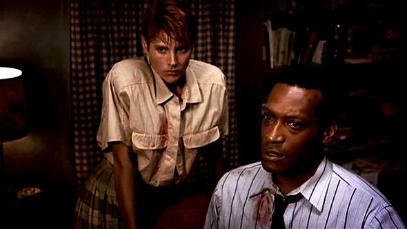 Still from Night of the Living Dead (1990)