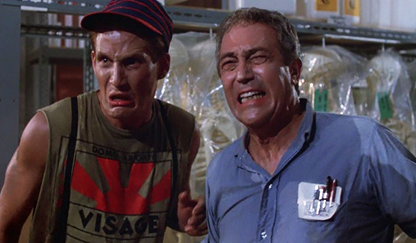 Thom Matthews & James Karen Return of the Living Dead (1985)