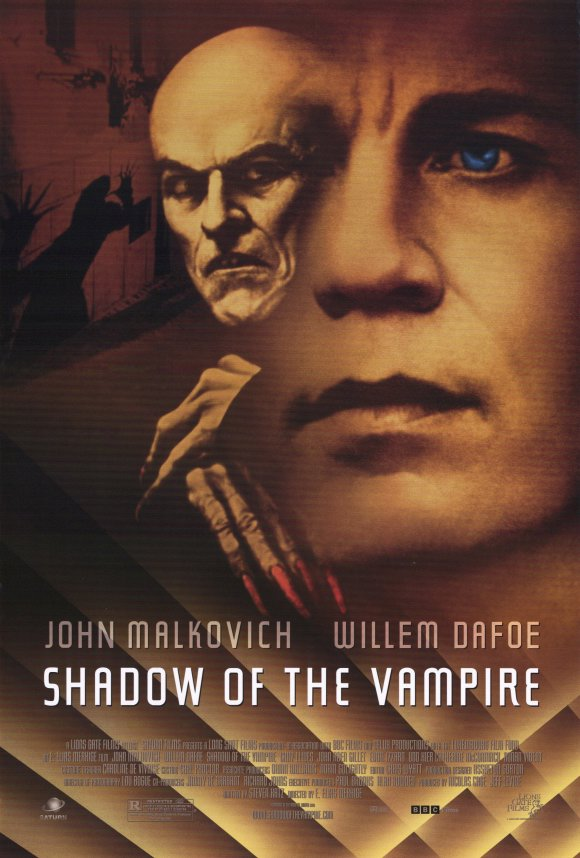 shadow of the vampire movie poster 2001 1020204810 - 15 Years In The Shadow of the Vampire