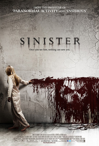 sinister movie poster  span - Interview - Ethan Hawke
