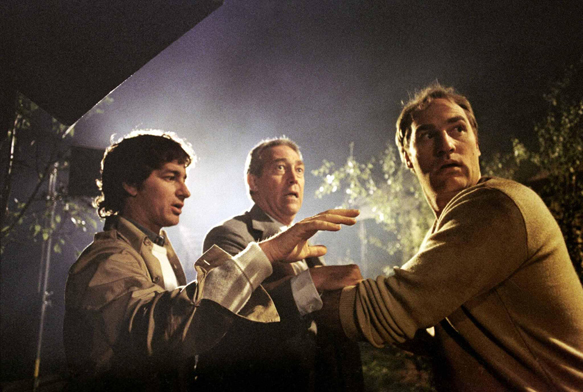 still of steven spielberg craig t. nelson and james karen in poltergeist 1982 - Interview - James Karen
