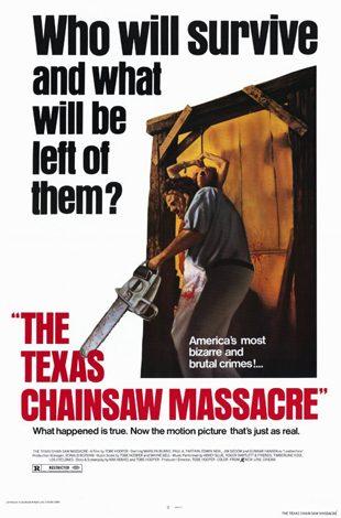"the texas chainsaw massacre movie poster 1974 1020198670 - Interview - Darryl ""DMC"" McDaniels of Run-DMC"