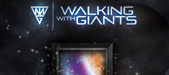 WWG WU itunes - Walking With Giants - Worlds Unknown (Album Review)