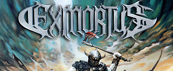 exmortius slide - Exmortus - Ride Forth (Album Review)