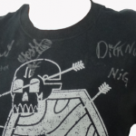 Win A Neurotic November Signed T-shirt