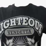 Win A Righteous Vendetta T-Shirt