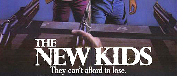 the new kids big slide - This Week in Horror Movie History - The New Kids (1985)