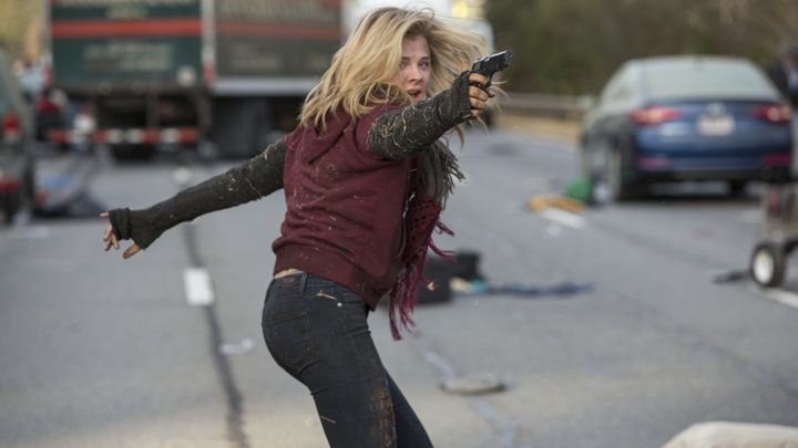 "Chloë Grace Moretz stars in Columbia Pictures' ""The 5th Wave."""