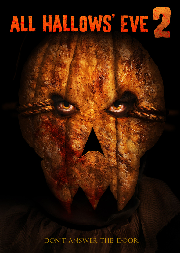 AHE2 DVD HIC - All Hallows' Eve 2 (Movie Review)