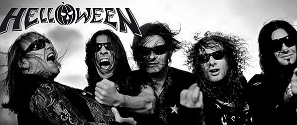 Helloween Ticket Giveaway Image - Win A Pair Of Tickets For Helloween 3-1-16 Playstation Theater NYC