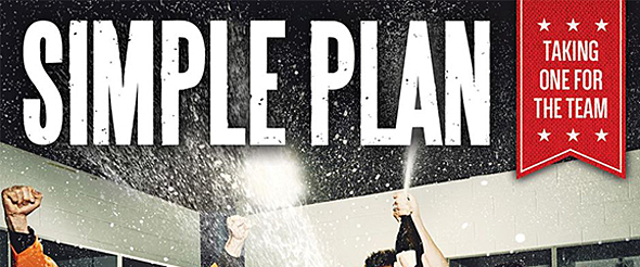 Simple Plan Taking One For The Team - Simple Plan- Taking One For The Team (Album Review)